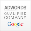 AdWords Qualified Company badge
